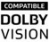Dolby Vision -yhteensopiva